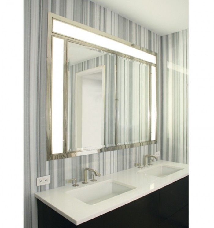 Modern Bathroom Medicine Cabinets With Light Combined With ...