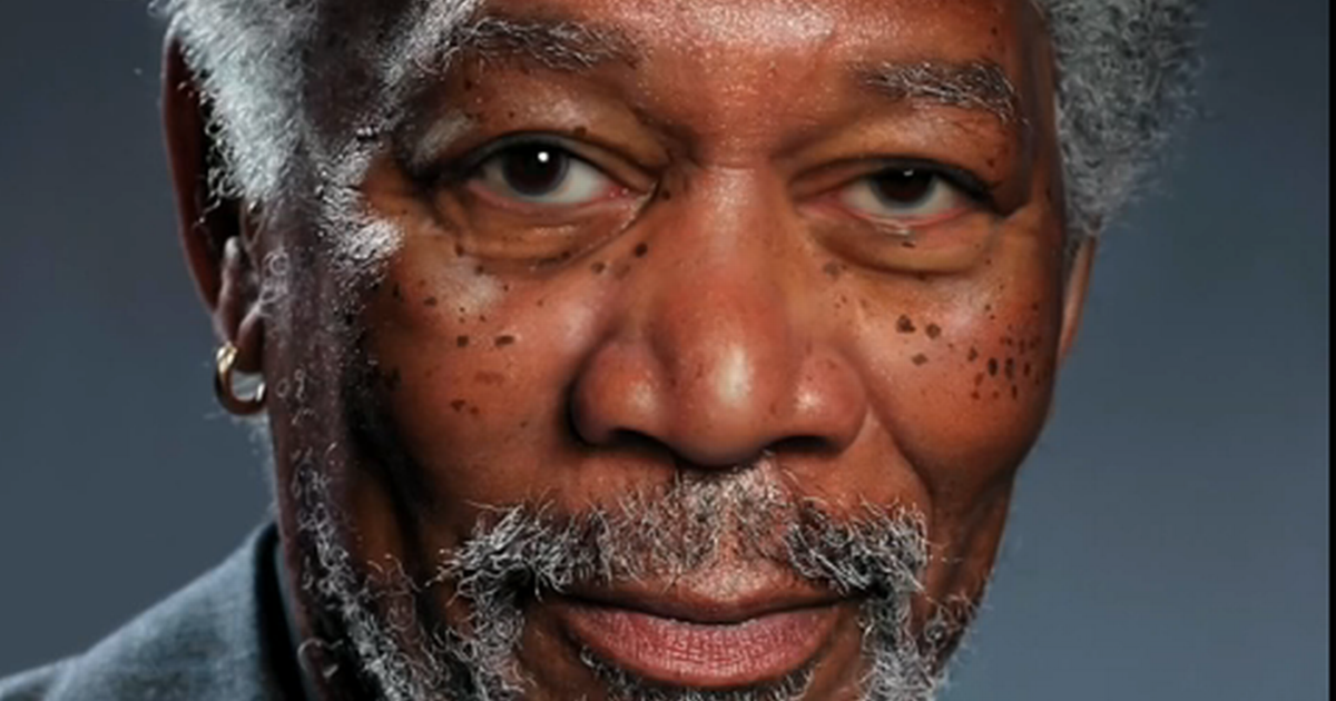 29 Tumblr Posts That Will Make You Laugh Every Single Time Morgan Freeman Ipad Painting Photorealistic Portraits