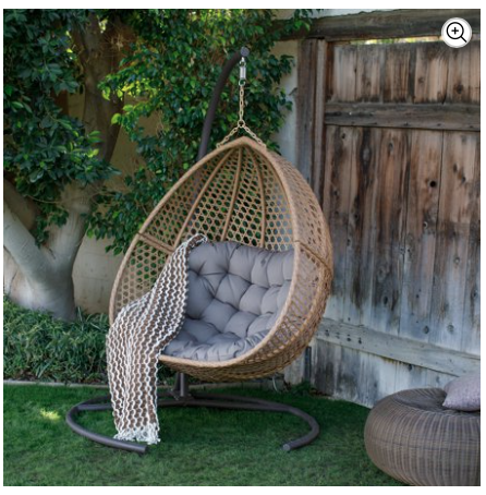 Hanging chair outdoor, Hanging egg chair