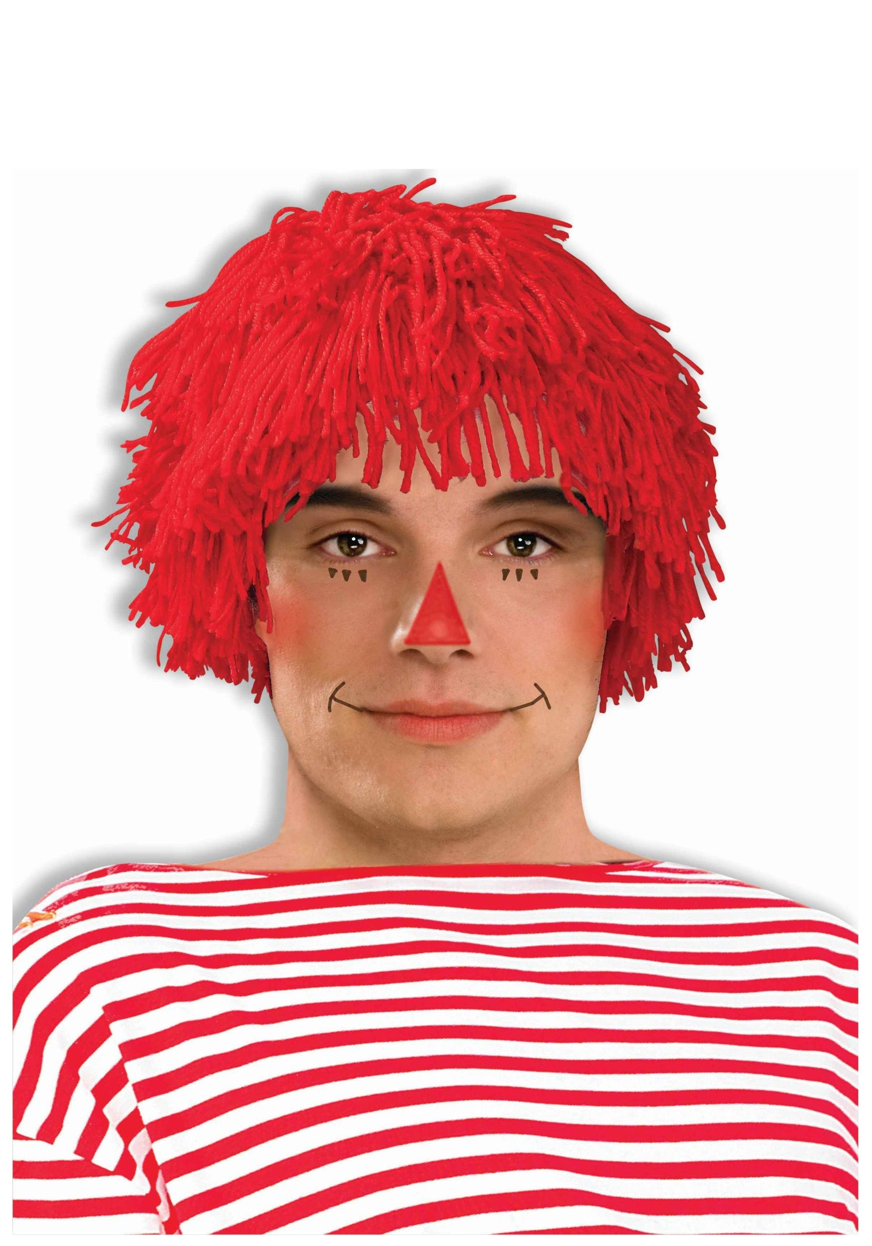 raggedy andy makeup - Google Search | Fall Ideas | Pinterest ...