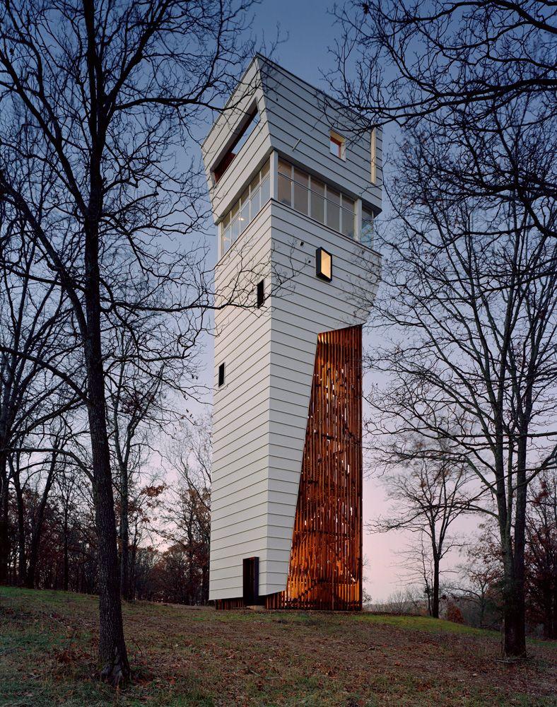 Keenan Tower House Fayetteville Ar Architect Marlon