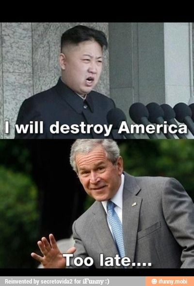 iFunny :) ouch presidentiAl