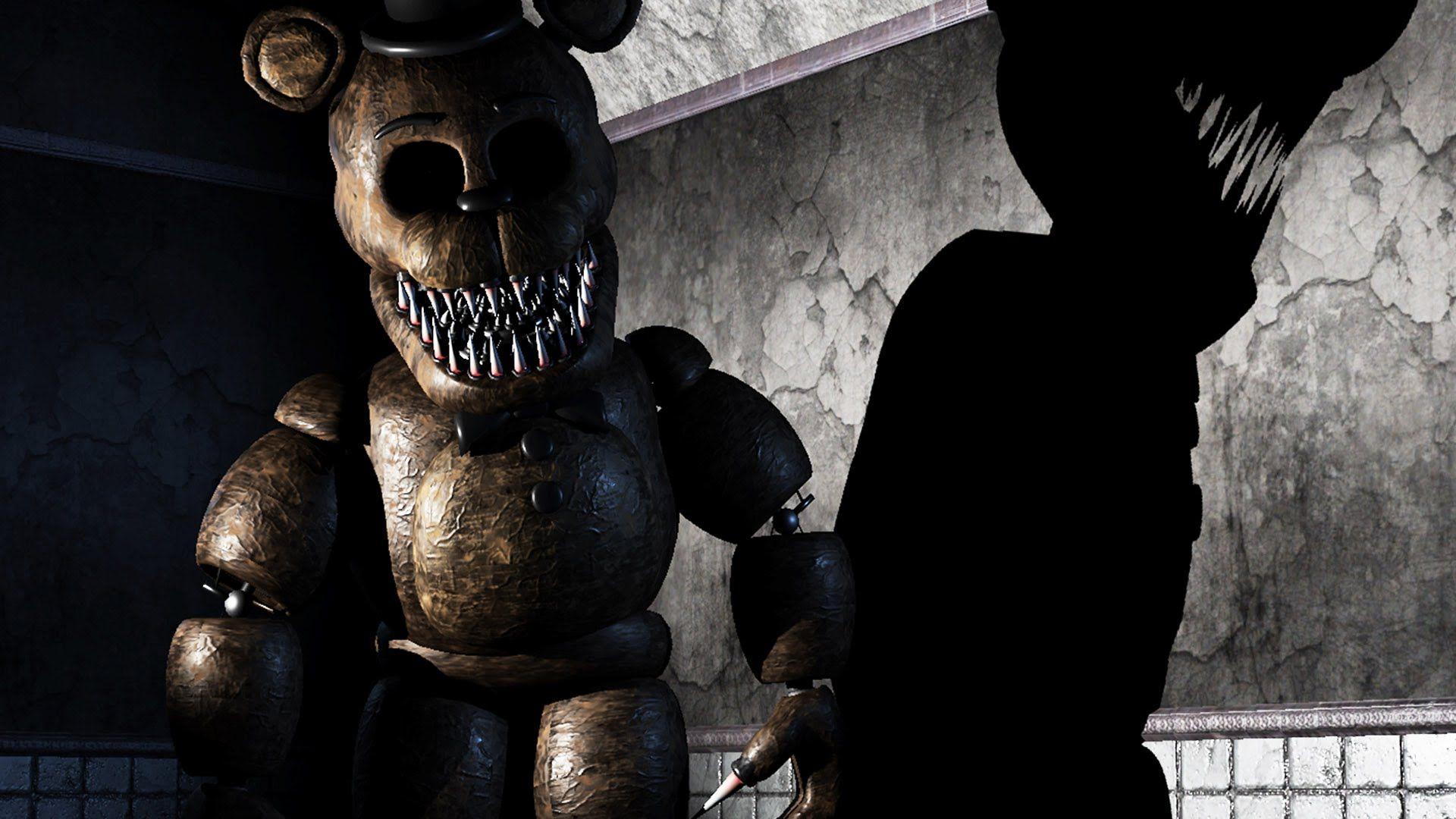 Fnaf Sinister Turmoil Sinister Freddy Fnaf Fnaf Art Maya Art