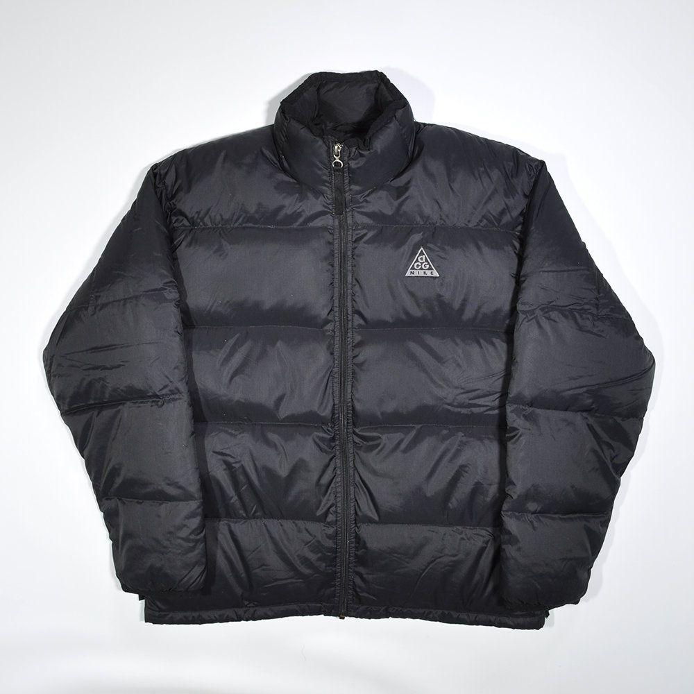 Vintage 80s 90s Nike Acg Goose Down Feather Winter Snow Jacket Etsy Nike Winter Coats Nike Winter Jackets Nike Acg [ 1000 x 1000 Pixel ]