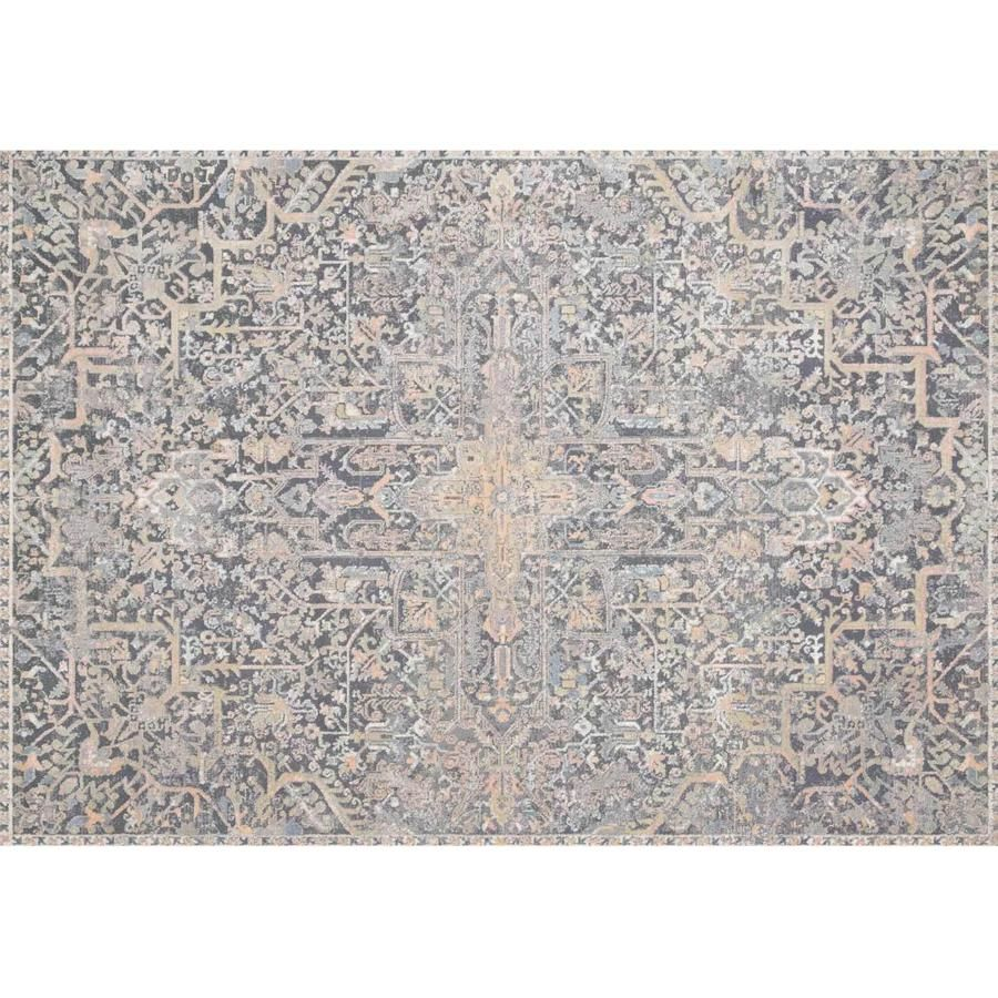 Charcoal Multi Lucia Rug In 2020 Rugs House On The Rock Color Palette