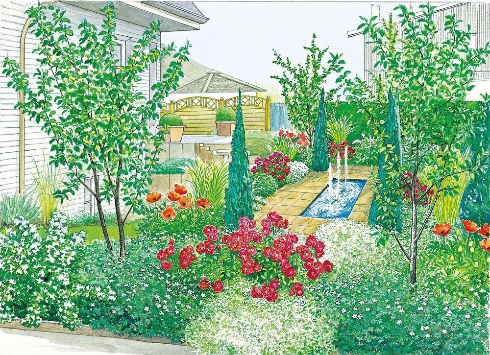 21 Ideen Für Große Und Kleine Gärten: Kleiner Garten – Große Wirkung