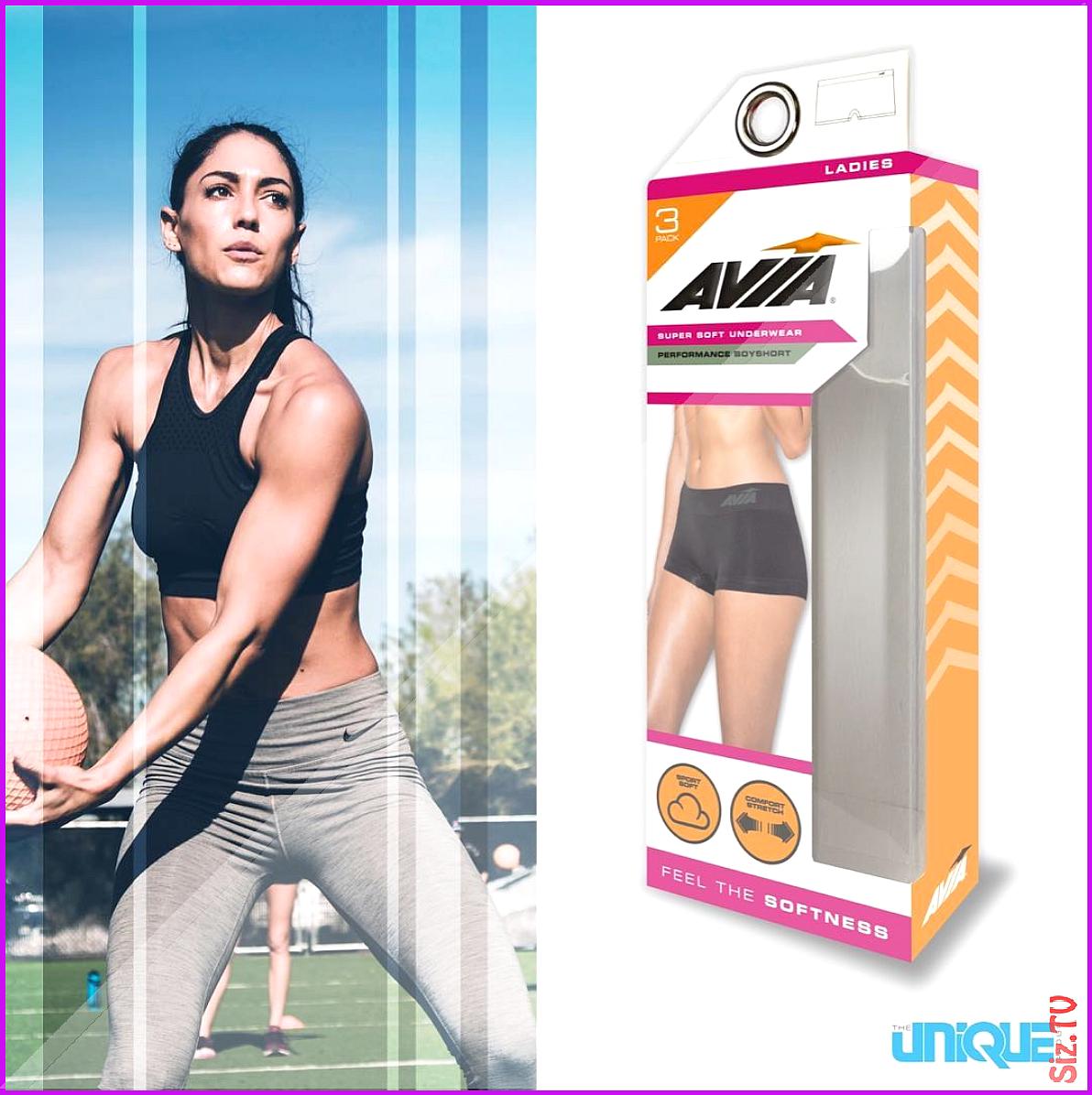 Photo by Justyn Warner  unique packagingdesign packaging avia activewear sportswear women womenempow...