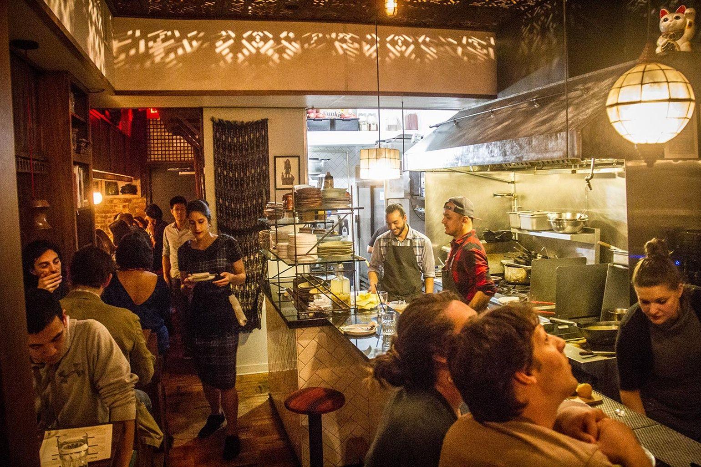 The Country's Best Small Restaurants #smallrestaurants