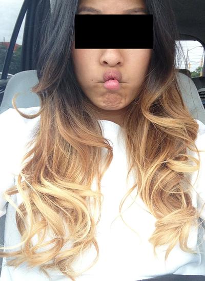 Dark Brown To Bleach Blonde Ombre Google Search Hair