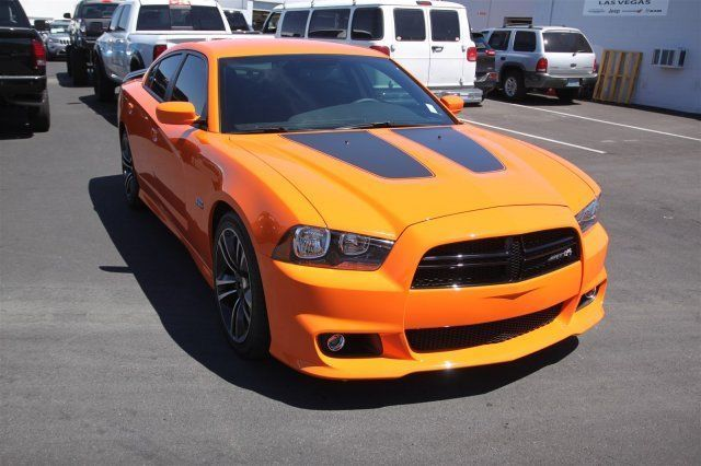 2014 Dodge Charger SRT8 Super B
