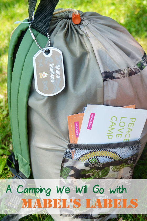 A Modern Day Fairy Tale: A Camping We Will Go with Mabel's Label's Camp Pack #ICCAMPMABEL, #IC #AD @Mabelhood