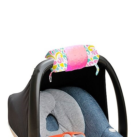 Make Carrying Your Child In An Infant Car Seat More Comfortable With The Ritzy Wrap