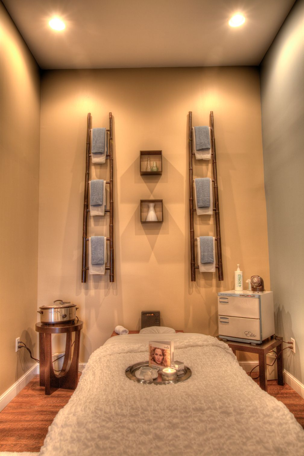 Our relaxing massage room located at Key to life Therapies Med Spa ...