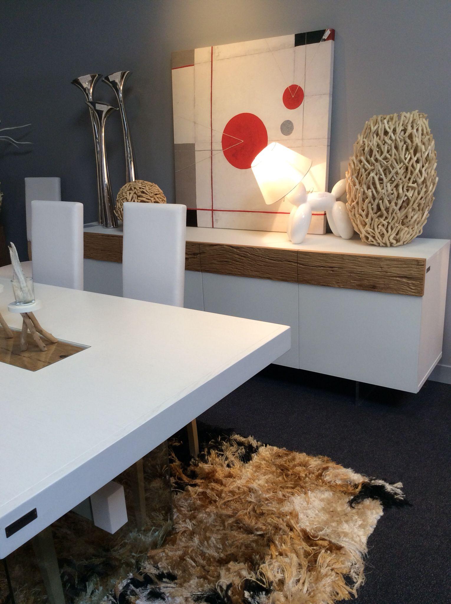 Expression l 39 harmonie du bois structur et du verre mat meubles ernest m nard france - Meuble ernest menard occasion ...
