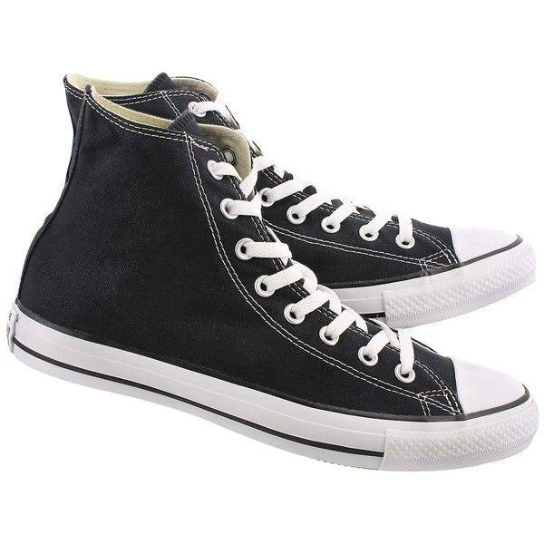 41f1cc7967d Converse Women s CHUCK TAYLOR CORE HI black sneakers (3