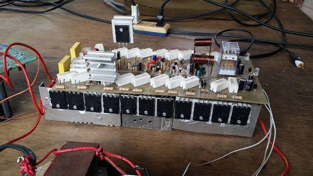 Simpleutilitymixer Mixer Audiocircuit Circuit Diagram