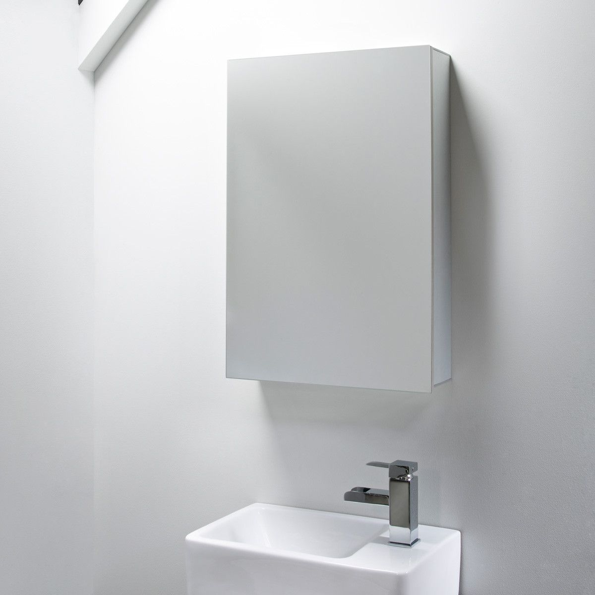 Tavistock Balance Single Door Mirror Cabinet 440 x 650 | Tavistock ...