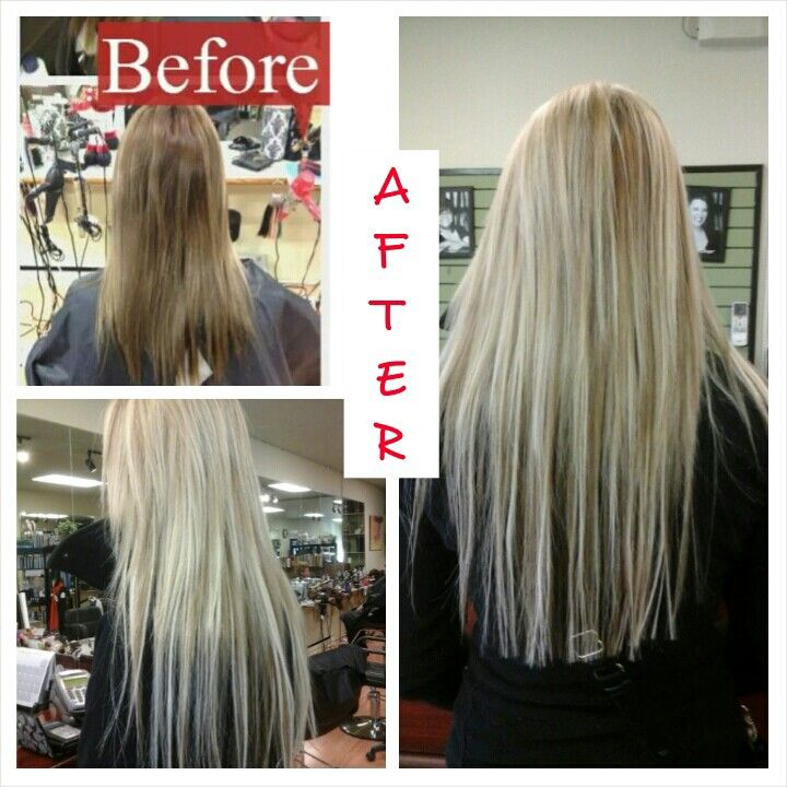 Before and after i tip hair extensions hair pinterest hair before and after i tip hair extensions pmusecretfo Gallery
