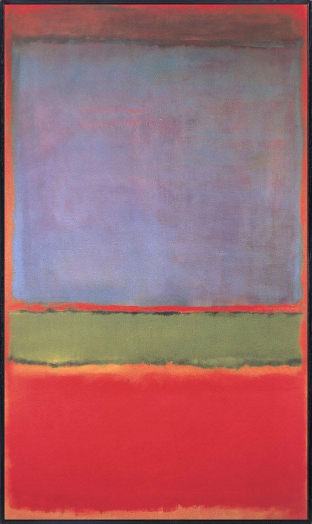 15 Of The Most Expensive Paintings In The World Expensive Paintings Most Expensive Painting Mark Rothko