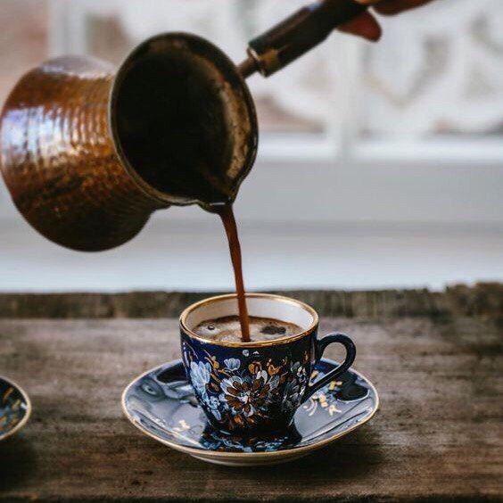 Pin Oleh Daria Semenciuc Di Coffee Resep Kopi Kopi Turki Secangkir Kopi