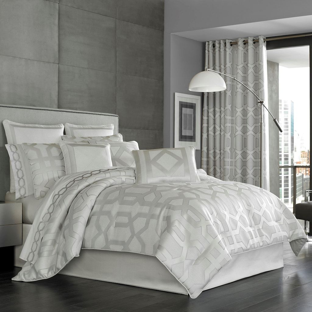 37 West Kennedy Comforter Set Comforter sets, Luxury