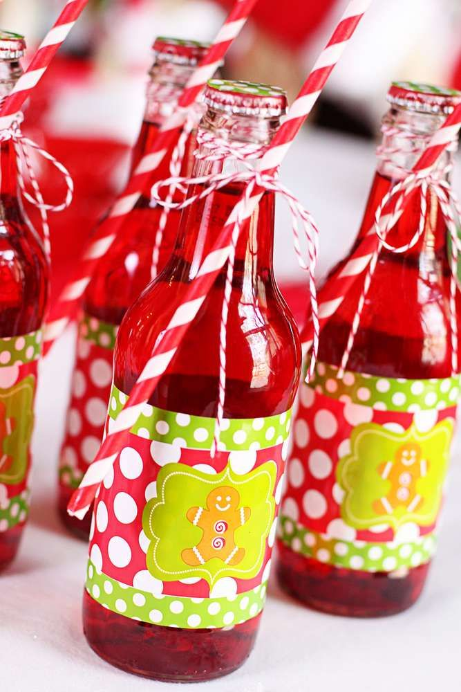 Christmas Drinking Party Ideas Part - 43: CANDY CHRISTMAS Christmas/Holiday Party Ideas