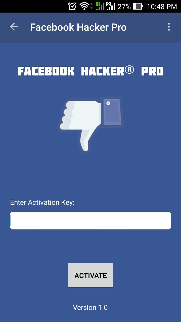 Download *LATEST* Facebook Hacker Pro V 4 4 Free 2016-17 » | lahore