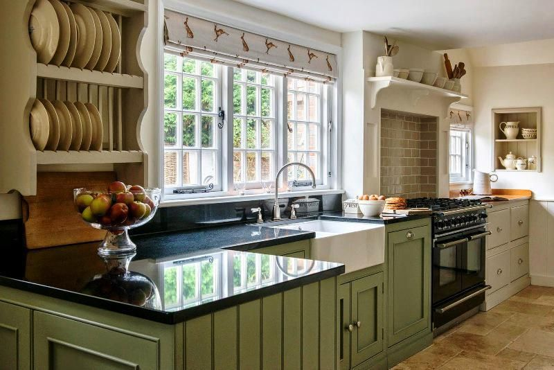 Country Kitchen Ideas For Your Modern Home Country Chic Kitchen