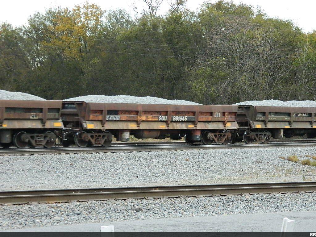 SOU 991945   Description:    Photo Date:  11/5/2012  Location:  Macon, GA   Author:  Robert Pickford  Categories:  RollingStock
