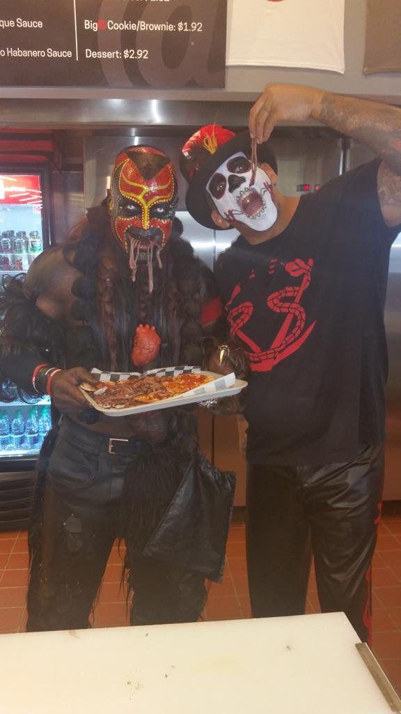 Boogeyman And Papa Shango Wrestling Pinterest Wrestling