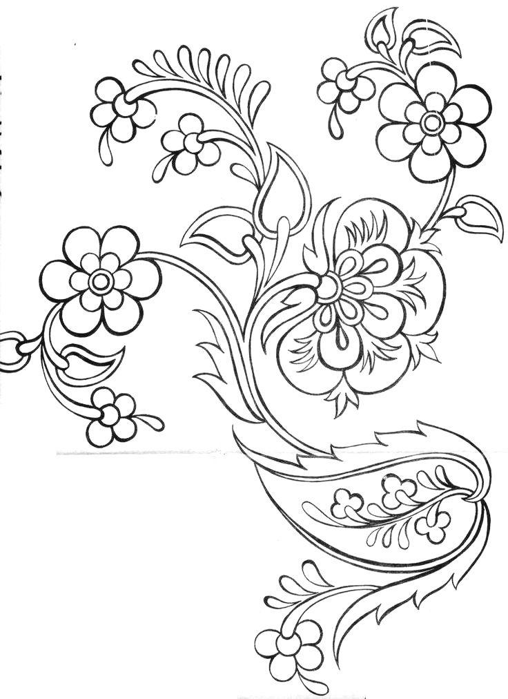bordados bordados pinterest broderie motifs de broderie et dessin. Black Bedroom Furniture Sets. Home Design Ideas