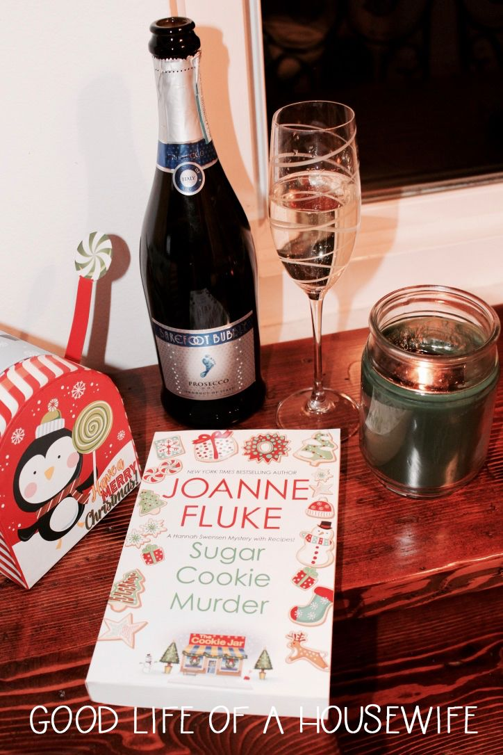 A good Christmas book and some Prosecco are my self indulgent Christmas goals. #christmasgoals #selfcare #mommyfuntime