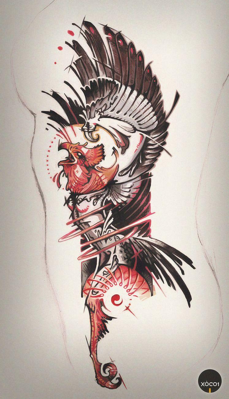 Phoenix tattoo art phoenix tattoo art tattoo
