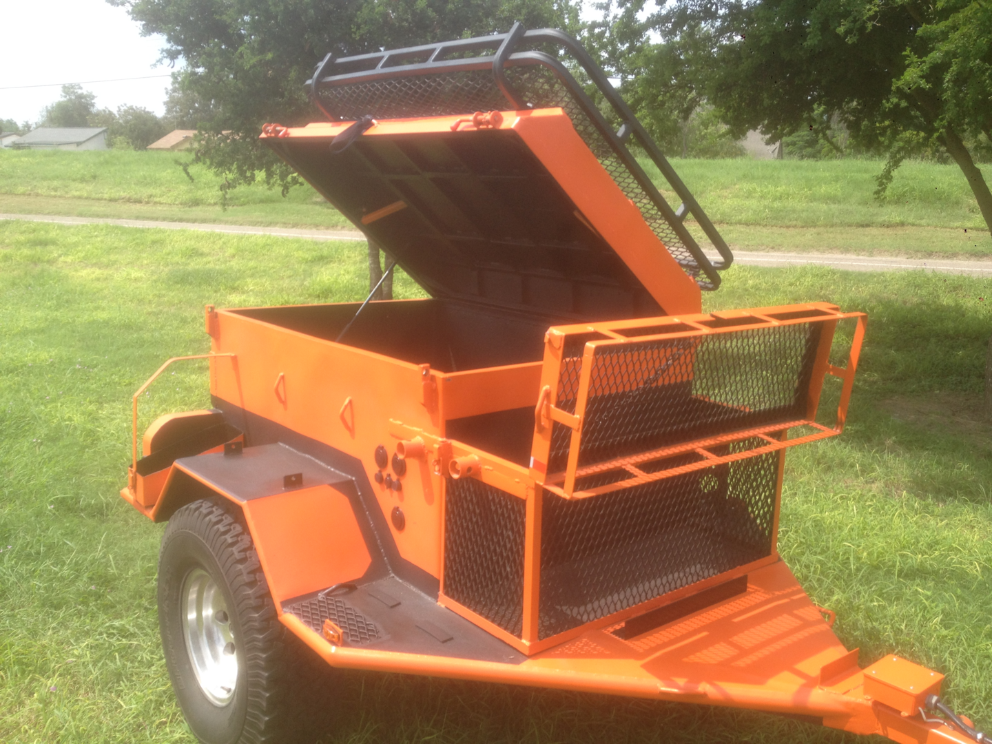 Knight Off Road Trailers Winch Recovery Land Anchor Tepui Roof Top Lengthening Car Trailer Page 2 Pirate4x4com 4x4 And Offroad Tents Max Couplers Mcallen Texas 78501