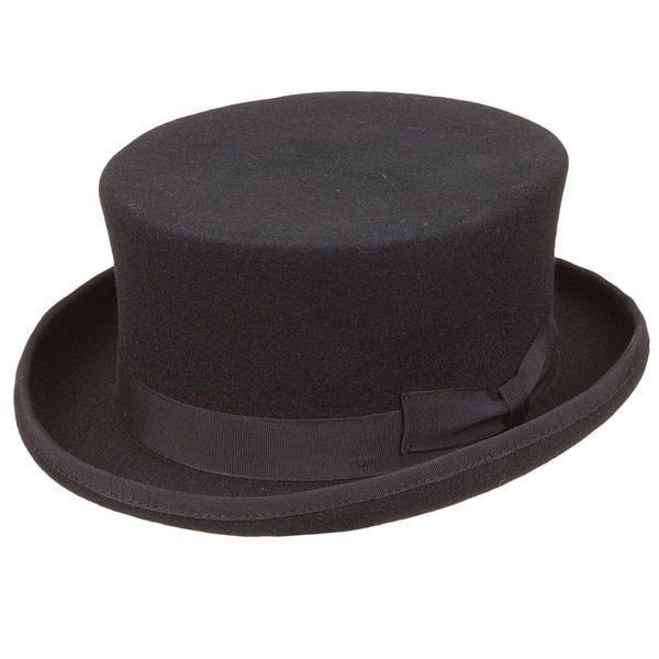Karen Keith Short Crown Top Hat Top Hat Top Hats For Women Trendy Hat