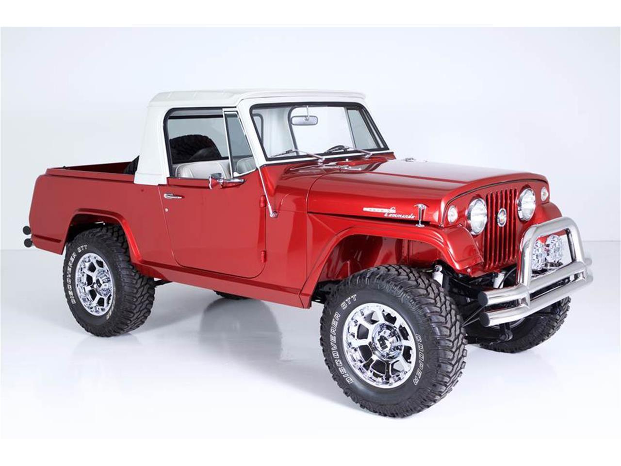 1969 Jeep Commando Jeep Commando Suv Jeepster Commando