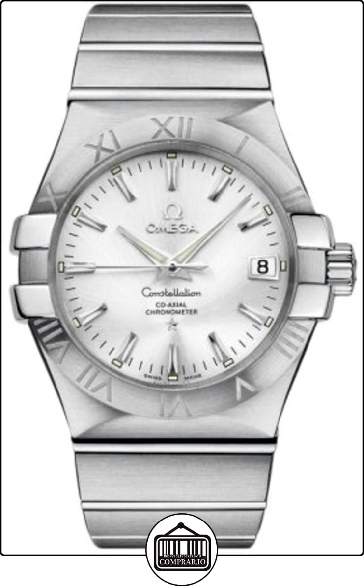 Omega 123.10.35.20.02.001 - Reloj para hombres  ✿ Relojes para hombre - (Lujo) ✿