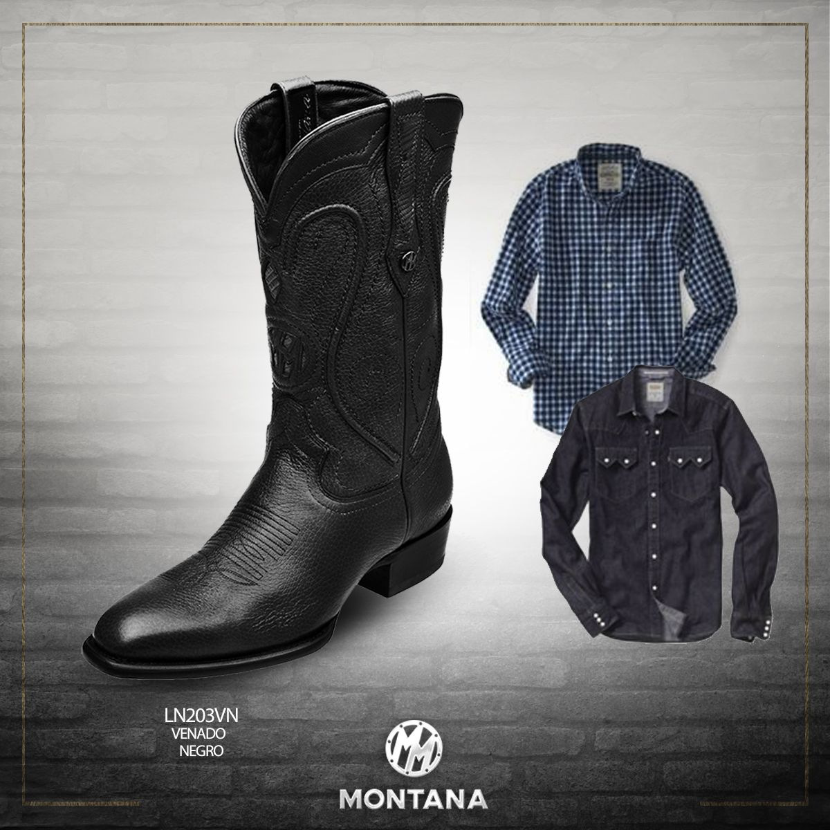 76ab1c32781  Outfit  ProRodeo  Montana  Boots  Botas  Western  Rodeo Botas Vaqueras