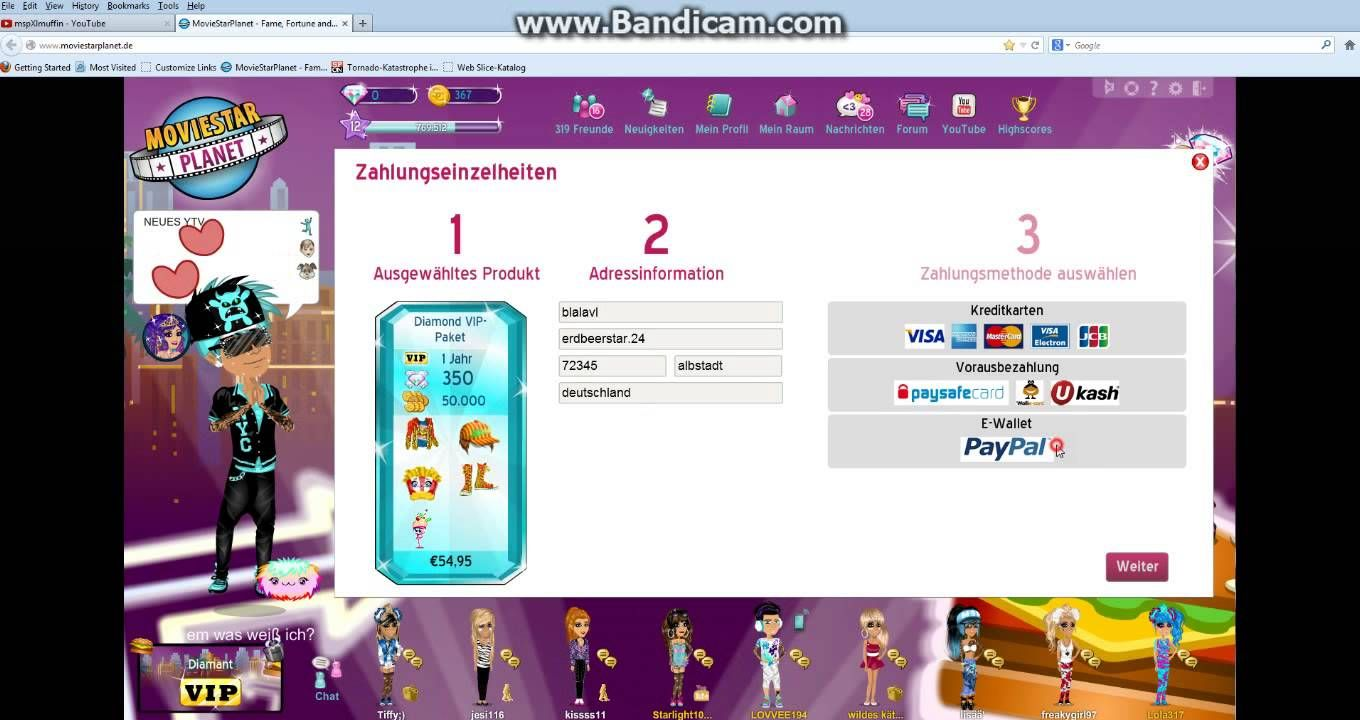 moviestarplanet hack download full working 2016. tested ...
