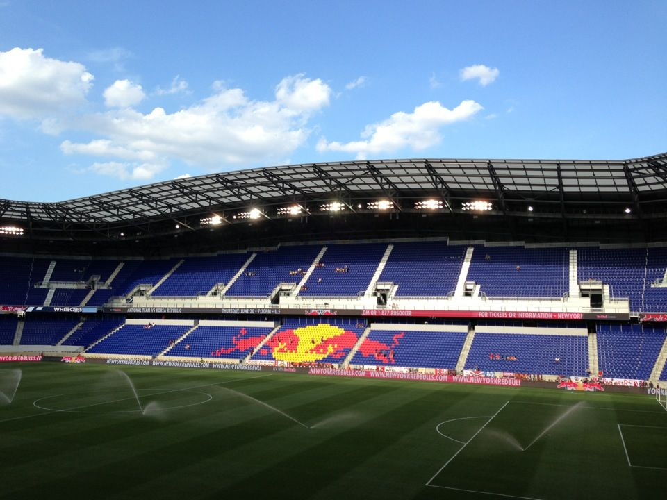 Red Bull Arena Section 204 Seat Views Seatgeek