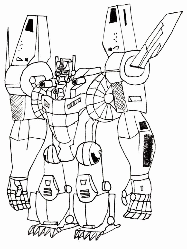 28 Bumblebee Transformer Coloring Page Transformers