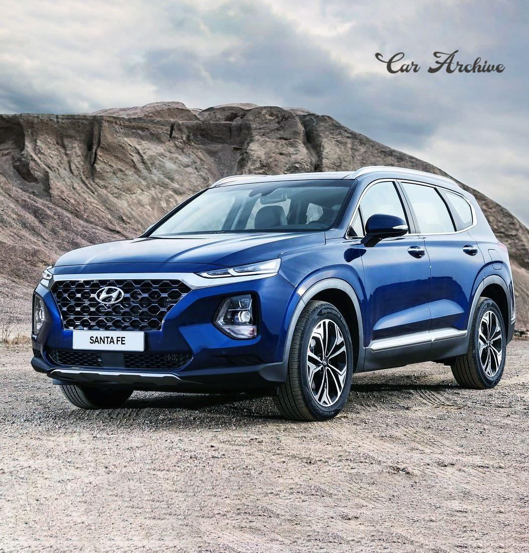 Hyundai Santa Fe 2019 Otomobil