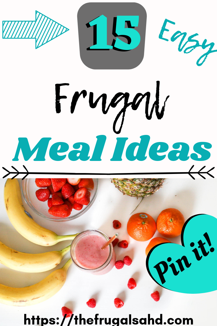 15 Frugal Meal Ideas: Flavorful and Affordable images