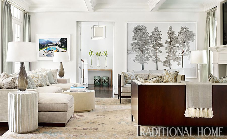 Trend Calm Colors Living Room Spaces Home Luxury Living Room #soothing #colors #for #living #room