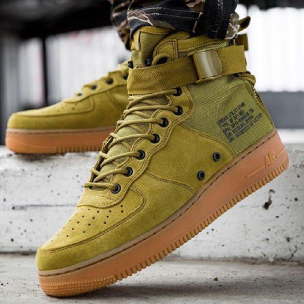 Nike Shoes   Nike Sf Af1 Mid Desert