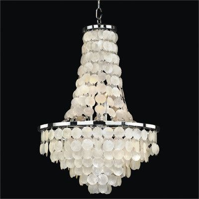 Foyer light 382 50 18 5x26 5 h glow lighting bayside 9 light chandelier