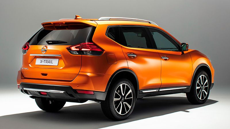 Nissan X Trail 2017 Imagenes Exteriores Nissan X Trail Imagenes Exteriores