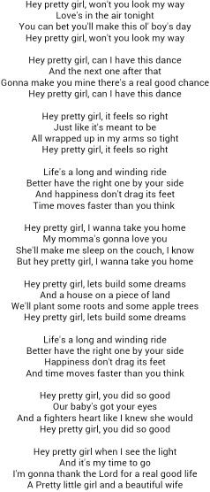 Time Moves Faster Than You Think Kip Moore Hey Pretty Girl