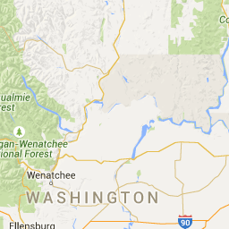 Distance from Spokane, Washington to Seaside, Oregon USA in Miles or ...
