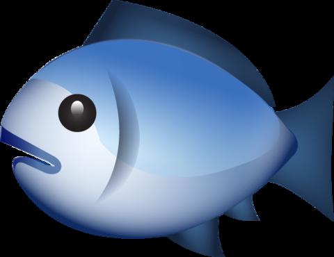 Fish Emoji Fish Emoji Emoji Fish Icon